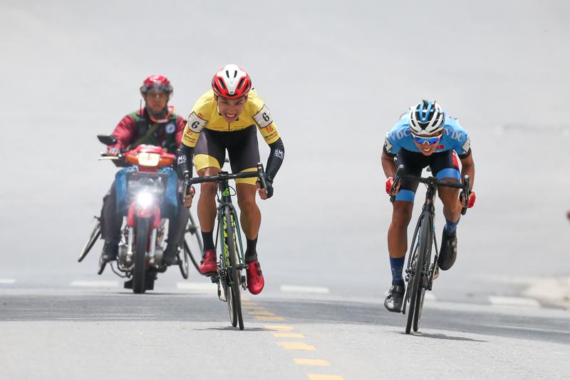 Loic Desriac giành chiến thắng trong sự ngả mũ thán phục - ảnh 11