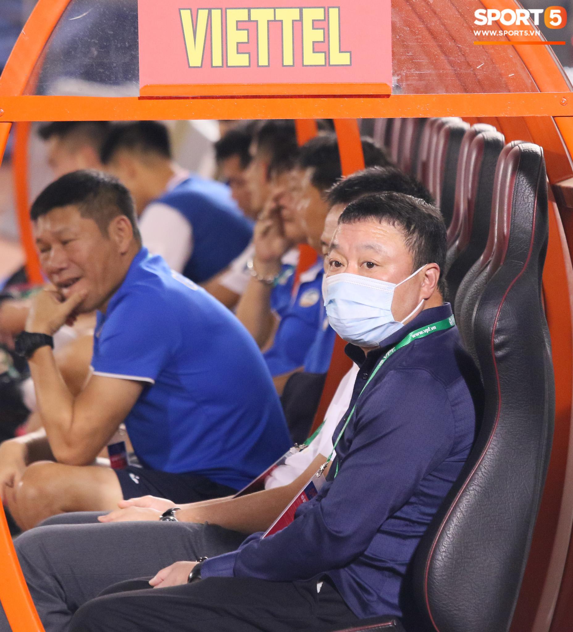 HLV Trương Việt Hoàng: CLB HAGL chưa phải là ứng viên vô địch số 1 - Ảnh 1.