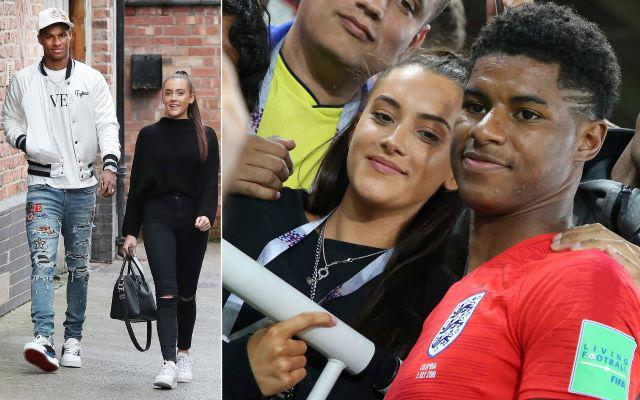 Hé lộ nguyên nhân sao Man United chia tay bạn gái