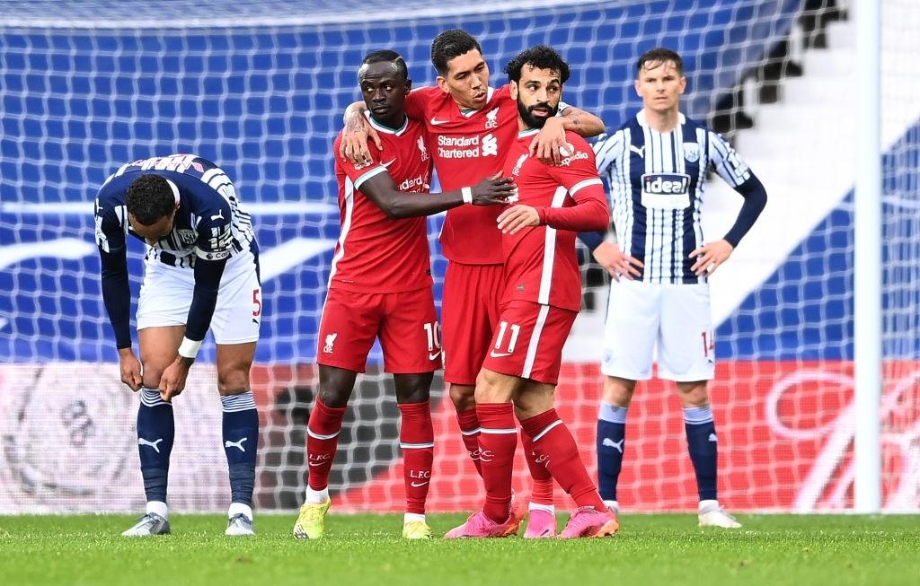Siêu kịch tính: Thủ môn ghi bàn phút bù giờ cuối, Liverpool thắng nghẹt thở để sống lại hy vọng top 4 - ảnh 3