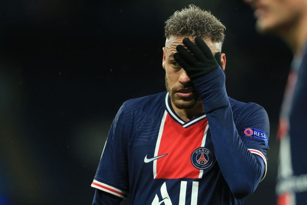 Neymar cùng đồng đội suy sụp sau thất bại ở bán kết Champions League - Ảnh 4.