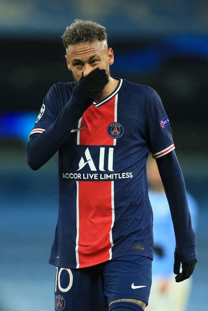 Neymar cùng đồng đội suy sụp sau thất bại ở bán kết Champions League - Ảnh 6.