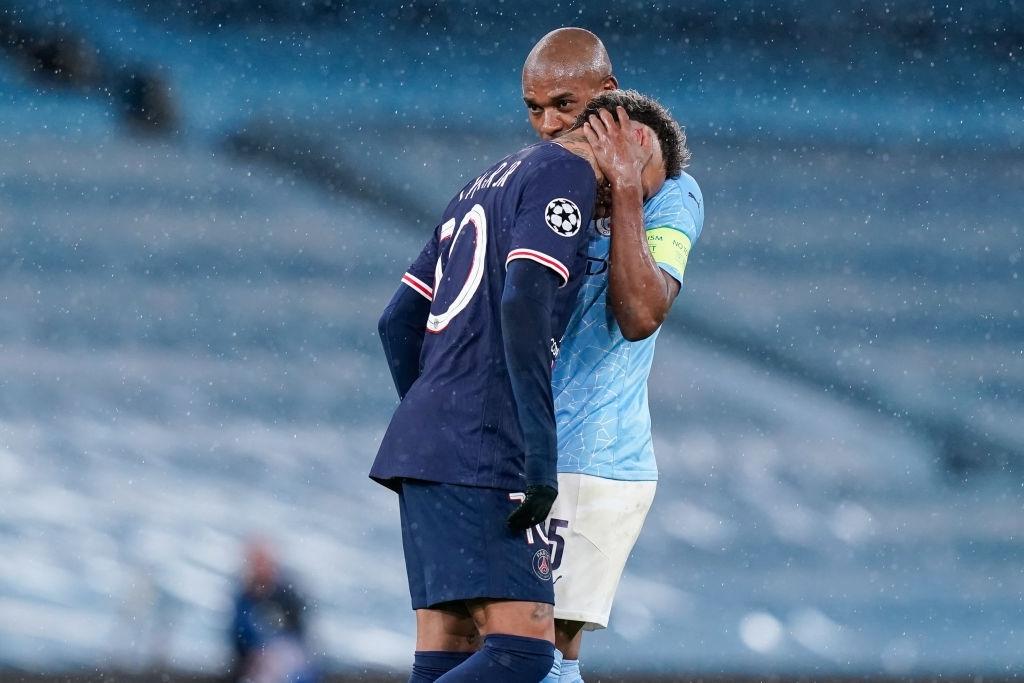 Neymar cùng đồng đội suy sụp sau thất bại ở bán kết Champions League - Ảnh 5.