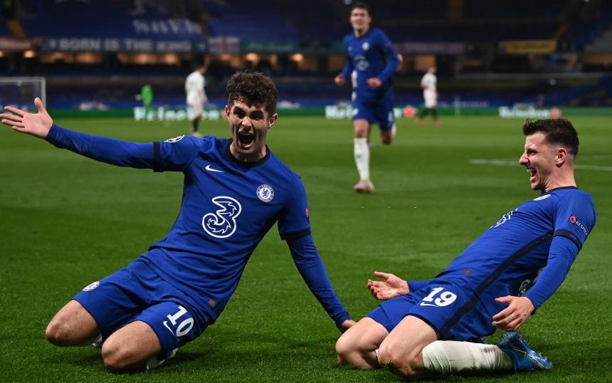 Đè bẹp Real Madrid, Chelsea đối đầu Man City ở chung kết Champions League