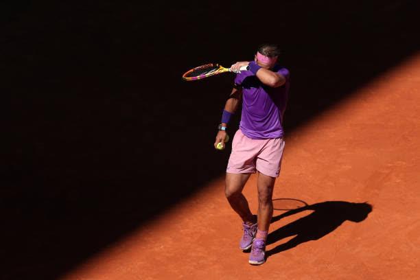 Nadal bị loại sớm ở Madrid Open - Ảnh 7.