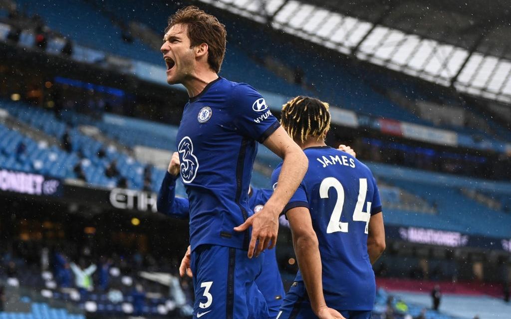 Aguero đá hỏng phạt đền, Man City thua ngược Chelsea - xs thứ hai