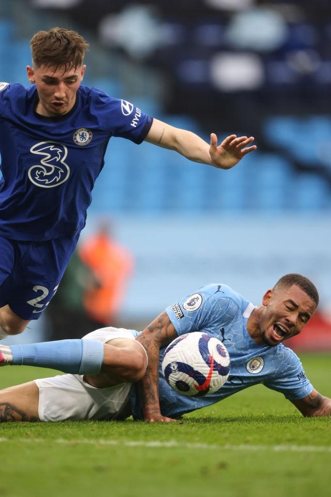 Aguero đá hỏng phạt đền, Man City thua ngược Chelsea - Ảnh 3.
