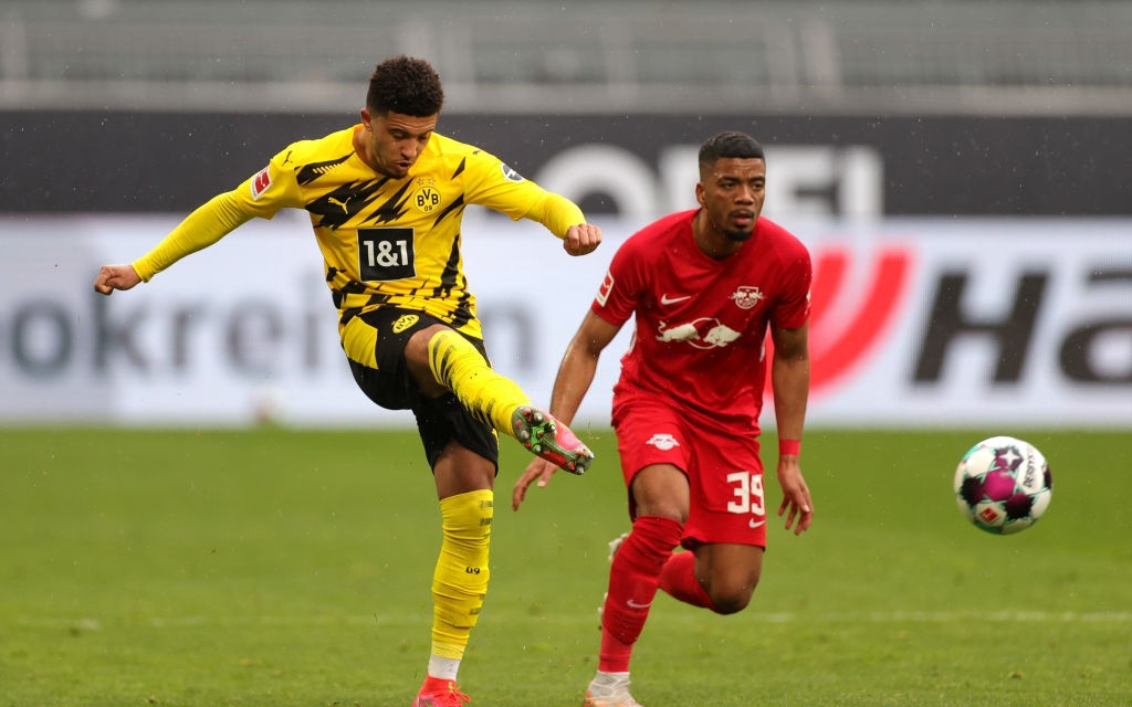 Đánh bại Leipzig 3-2, Borussia Dortmund giúp Bayern Munich