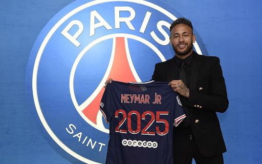 Từ chối Barcelona, Neymar chính thức gia hạn hợp đồng với Paris Saint-Germain - xs thứ hai