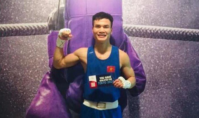 Sau Văn Đương, Việt Nam tiếp tục có một cái tên nữa ghi danh vào Boxing Olympic - Ảnh 3.