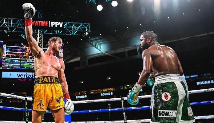 Trận Floyd Mayweather vs Logan Paul bán được ít nhất 1 triệu PPV, phá kỷ lục lượt đăng ký tại Showtime - Ảnh 2.