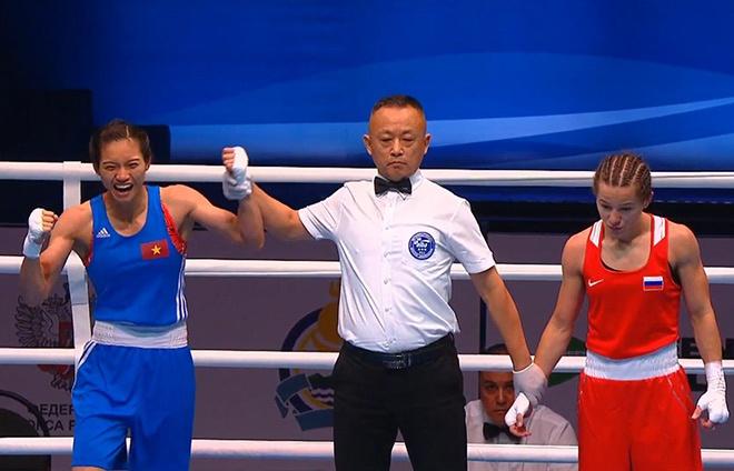 Sau Văn Đương, Việt Nam tiếp tục có một cái tên nữa ghi danh vào Boxing Olympic - Ảnh 2.