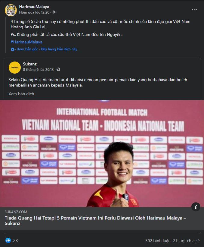 Báo Malaysia đánh giá cao 5 cái tên thay thế Quang Hải tạo ra tình huống nguy hiểm cho họ - Ảnh 7.
