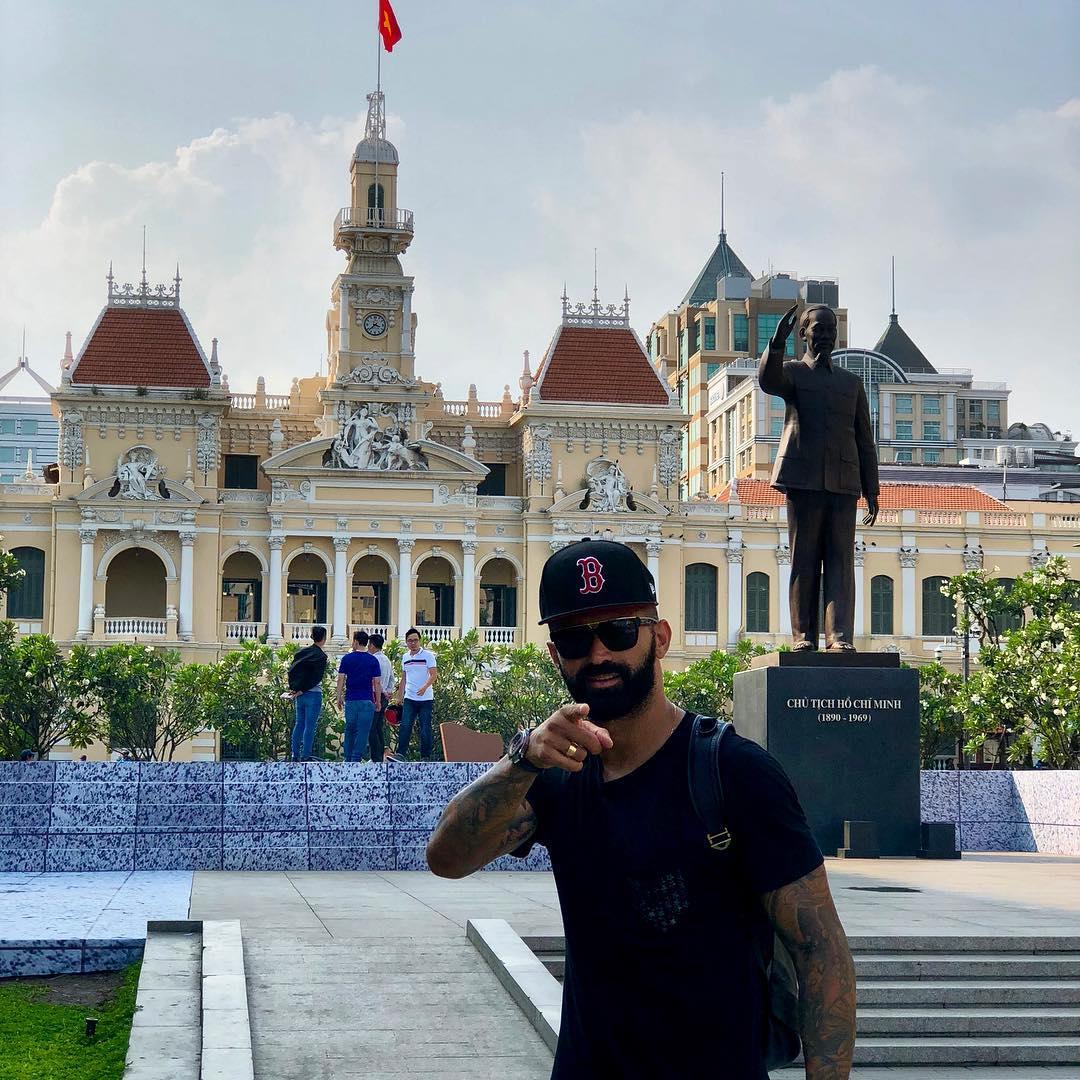 Bóc profile dàn sao nhập tịch của Malaysia, cầu thủ tóc đuôi gà gây chú ý - ảnh 8