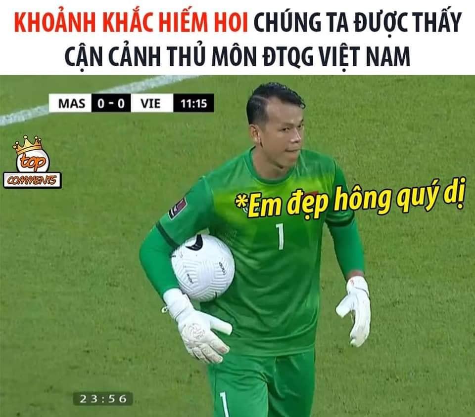 Fan Việt Nam chế ảnh cực gắt ĐT Malaysia sau trận thua thầy trò HLV Park Hang-seo - ảnh 1