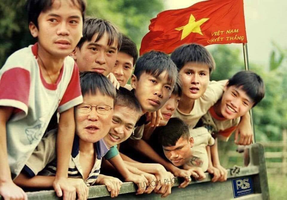 Fan Việt Nam chế ảnh cực gắt ĐT Malaysia sau trận thua thầy trò HLV Park Hang-seo - ảnh 12