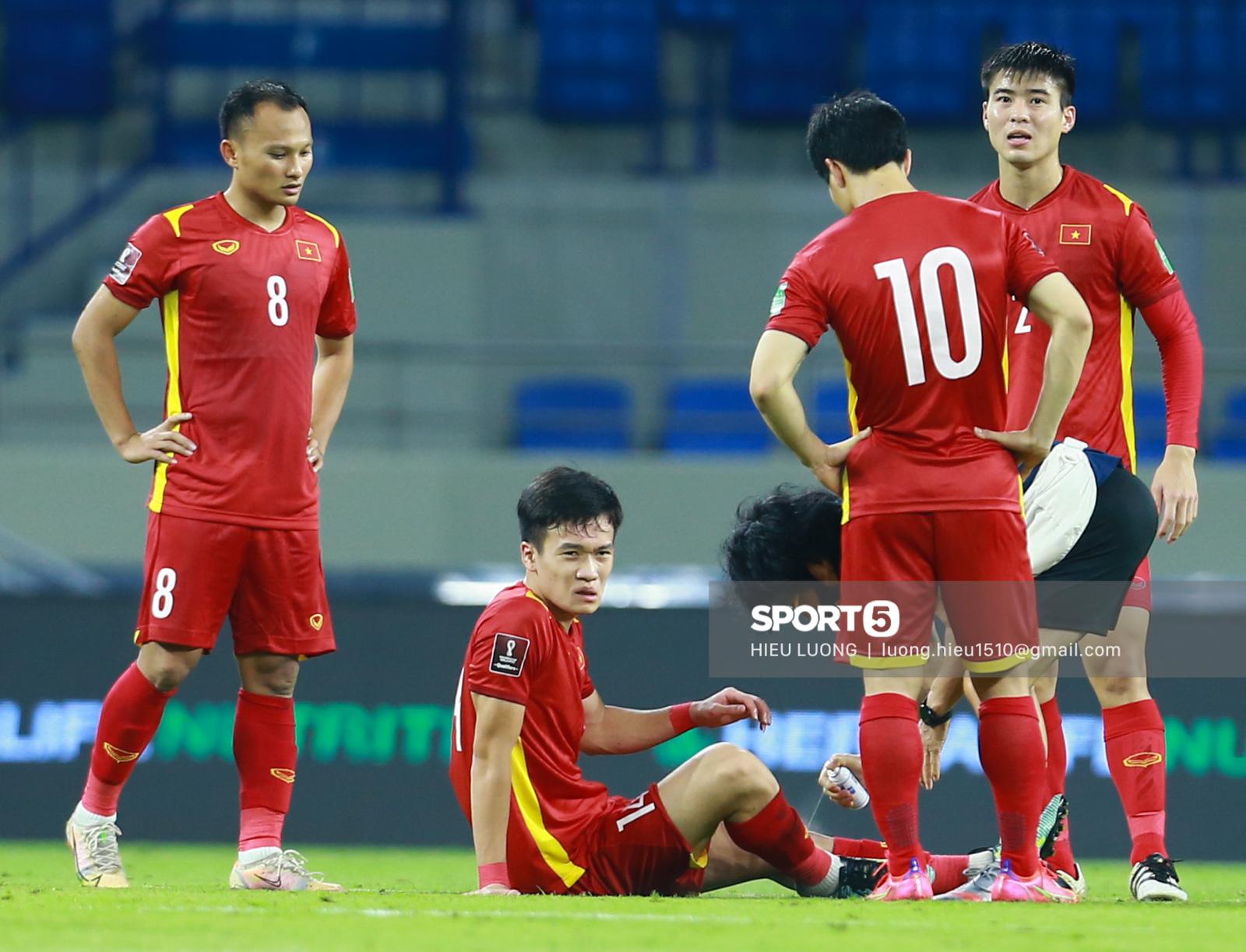 Hoàng Đức chơi hay bất ngờ, thay thế hoàn hảo cho Tuấn Anh ở tuyển Việt Nam - Ảnh 9.