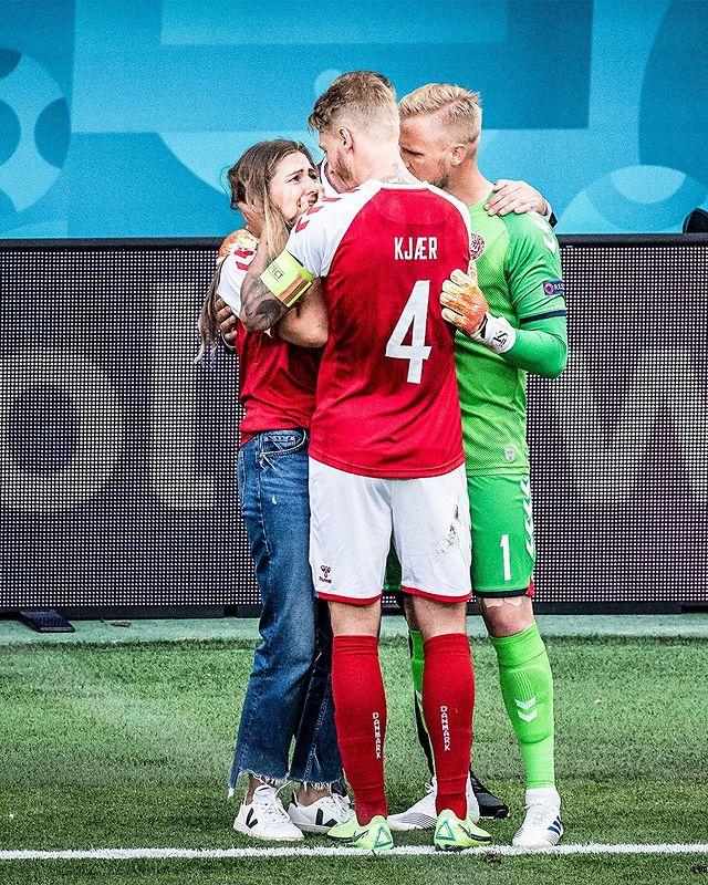 """HLV tuyển Đan Mạch ngưỡng mộ ý chí kiên cường của học trò: """"Thật không thể tin nổi"""" - Ảnh 4."""