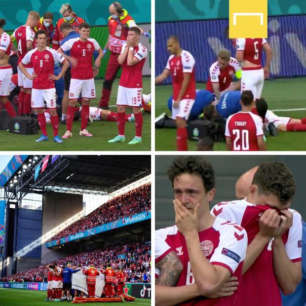 """HLV tuyển Đan Mạch ngưỡng mộ ý chí kiên cường của học trò: """"Thật không thể tin nổi"""" - Ảnh 5."""