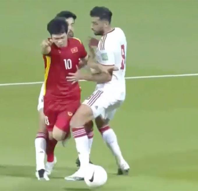 Nóng mắt vì CĐV Việt Nam spam đòi kiện trọng tài, fan quốc tế mỉa mai: Cậu số 10 đó ngã như Neymar vậy - Ảnh 1.