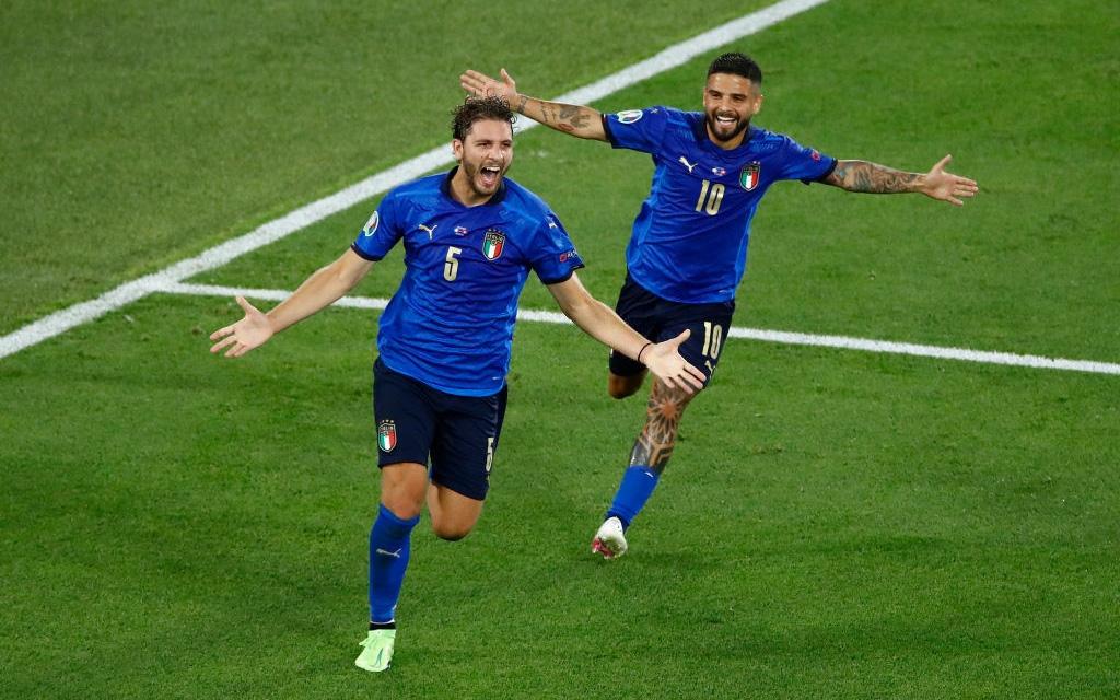 Tuyển Italy trong diện mạo mới