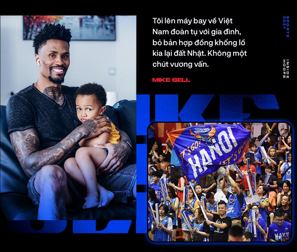 Mike Bell: Cận vệ già của Hanoi Buffaloes và hình mẫu người đàn ông chuẩn mực - Ảnh 3.