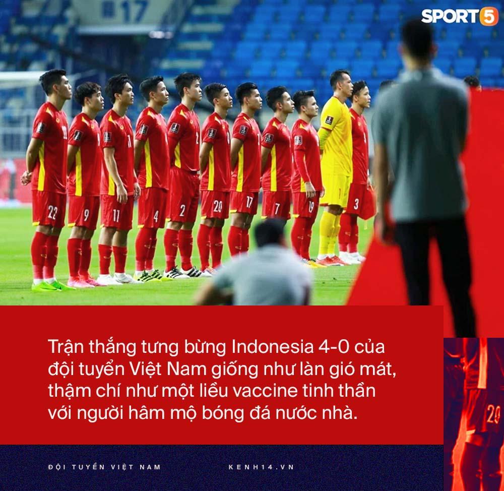 Đội tuyển Việt Nam: Liều vaccine tinh thần cho cả đất nước! - Ảnh 5.