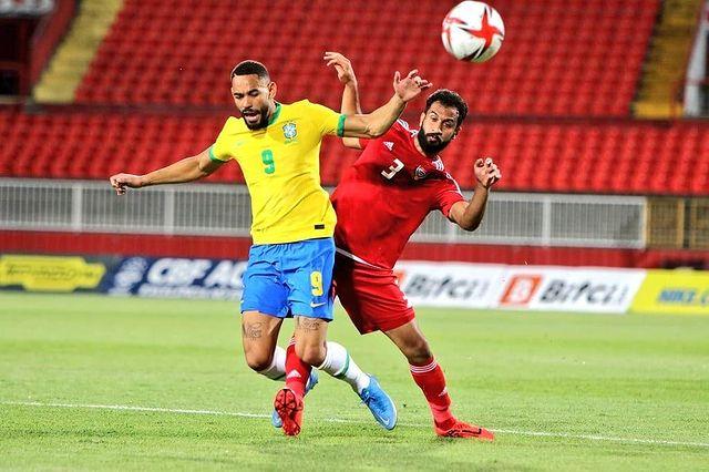 Giao hữu Olympic Brazil 5-2 Olympic UAE: Tài năng trẻ của Arsenal, Real Madrid ghi bàn - Ảnh 3.