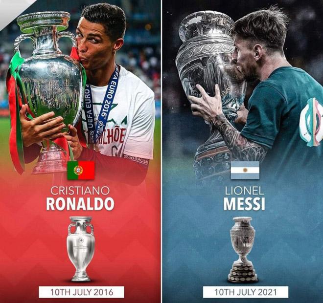 5 kỷ lục của Messi ở cấp ĐTQG mà Ronaldo khó chạm tới - Ảnh 2.
