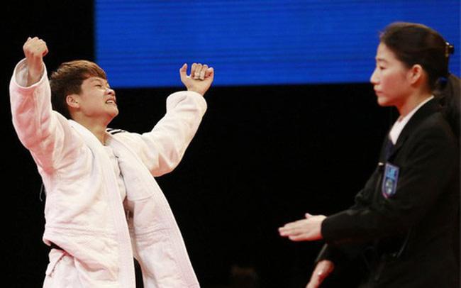 Tấm vé dự Olympic của Judo Việt Nam không hề may mắn, đặt mục tiêu đi xa nhất có thể - Ảnh 2.