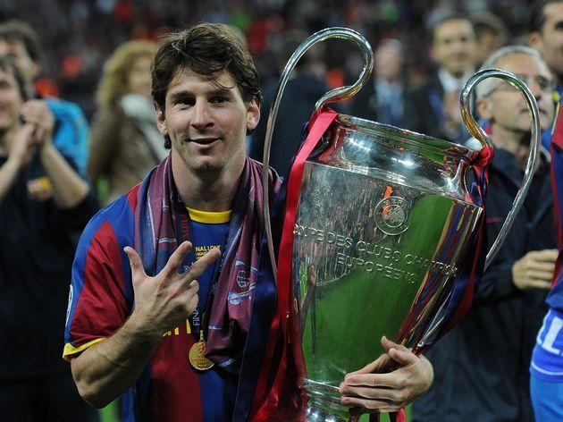 5 ngôi sao bị Messi làm lu mờ trong màu áo Barcelona - Ảnh 2.
