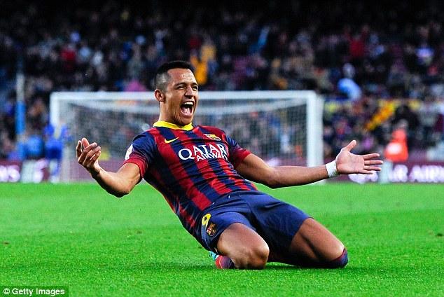 5 ngôi sao bị Messi làm lu mờ trong màu áo Barcelona - Ảnh 5.