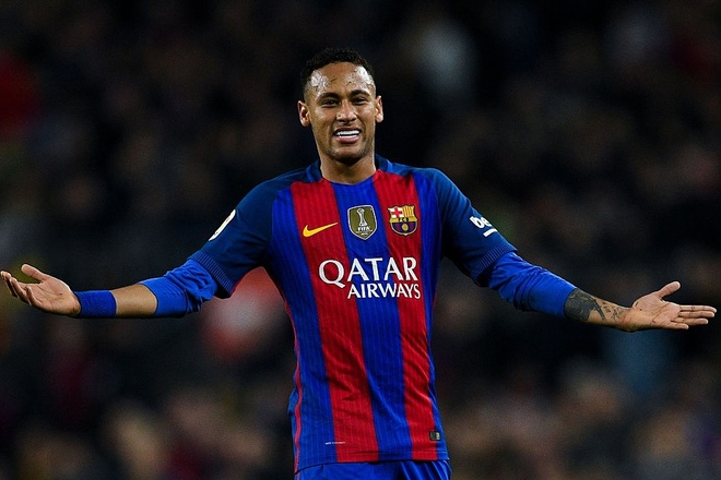 5 ngôi sao bị Messi làm lu mờ trong màu áo Barcelona - Ảnh 6.