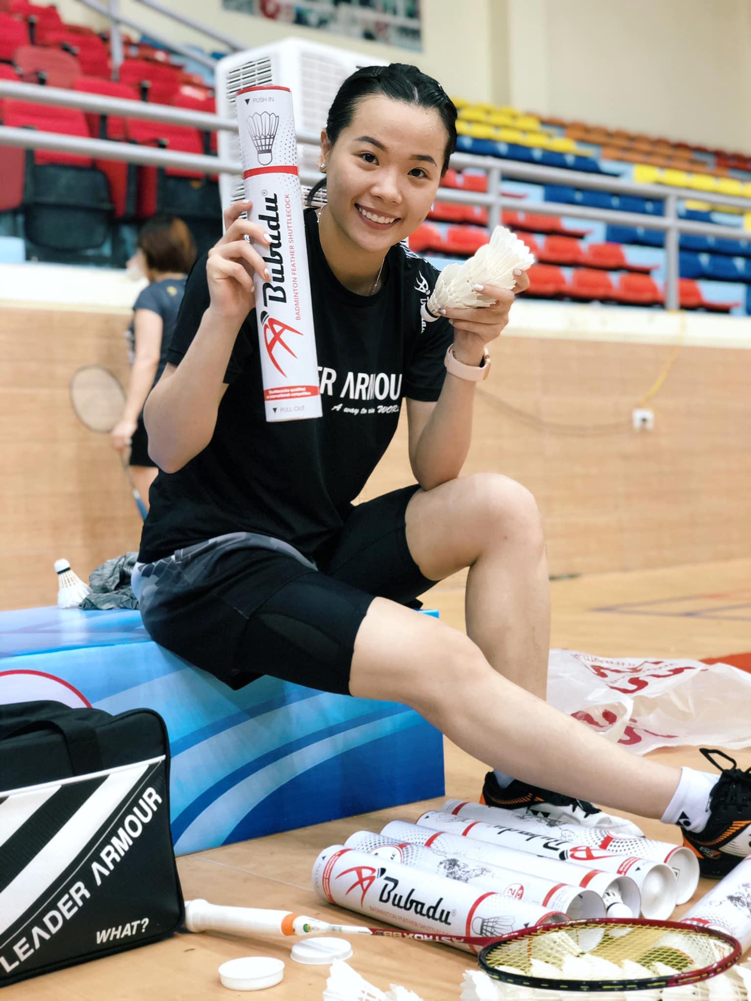 VĐV cầu lông Nguyễn Thùy Linh: Olympic là giải tiền đề để hướng tới SEA Games tại Việt Nam - ảnh 3