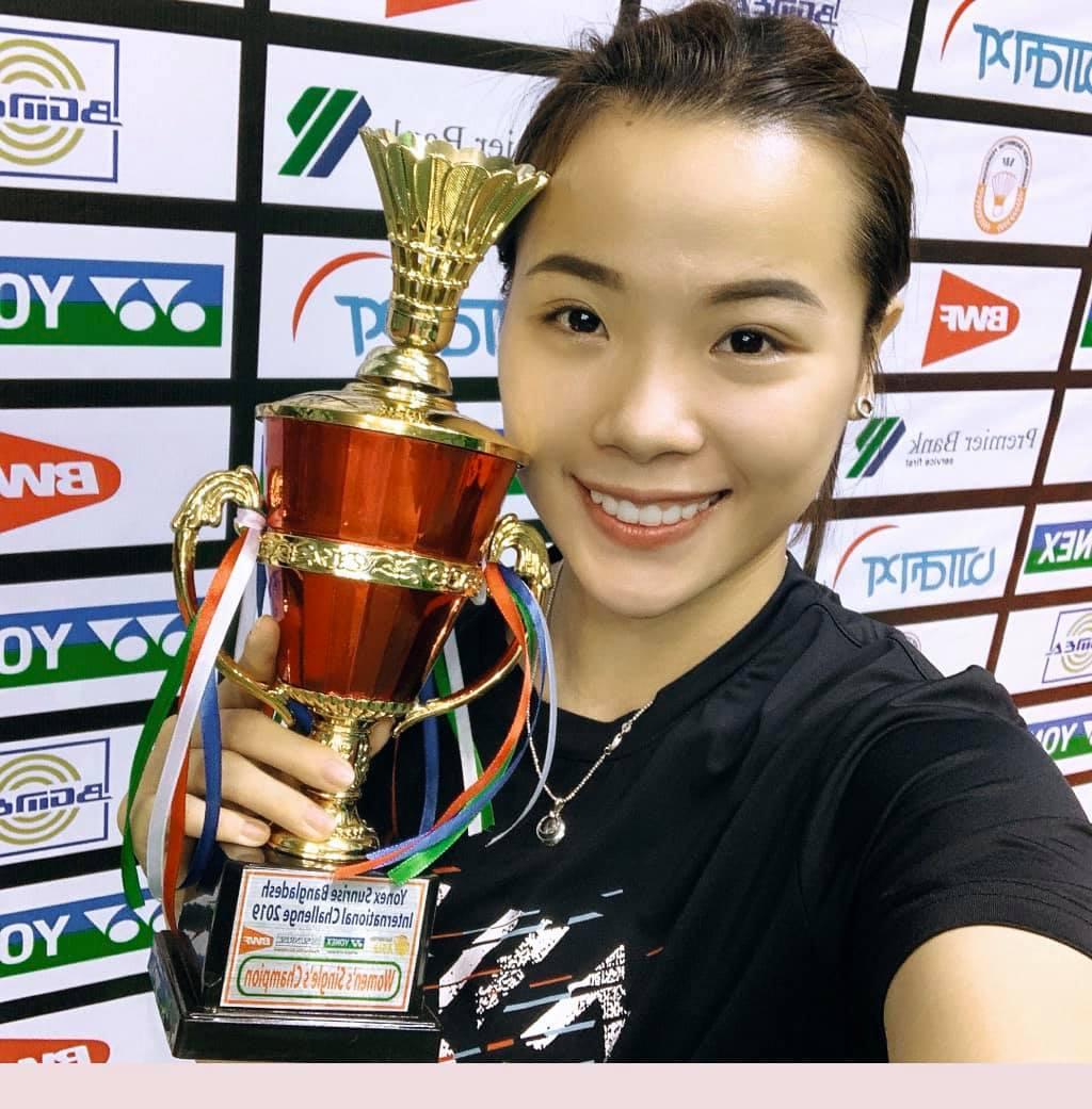 VĐV cầu lông Nguyễn Thùy Linh: Olympic là giải tiền đề để hướng tới SEA Games tại Việt Nam - ảnh 2