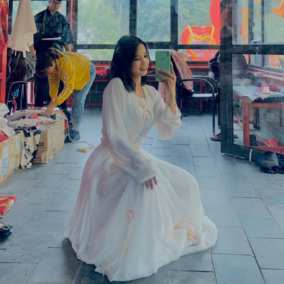 Ngắm vẻ đẹp gây thương nhớ của nữ cung thủ mở màn cho thể thao Việt Nam tại Olympic Tokyo - ảnh 6