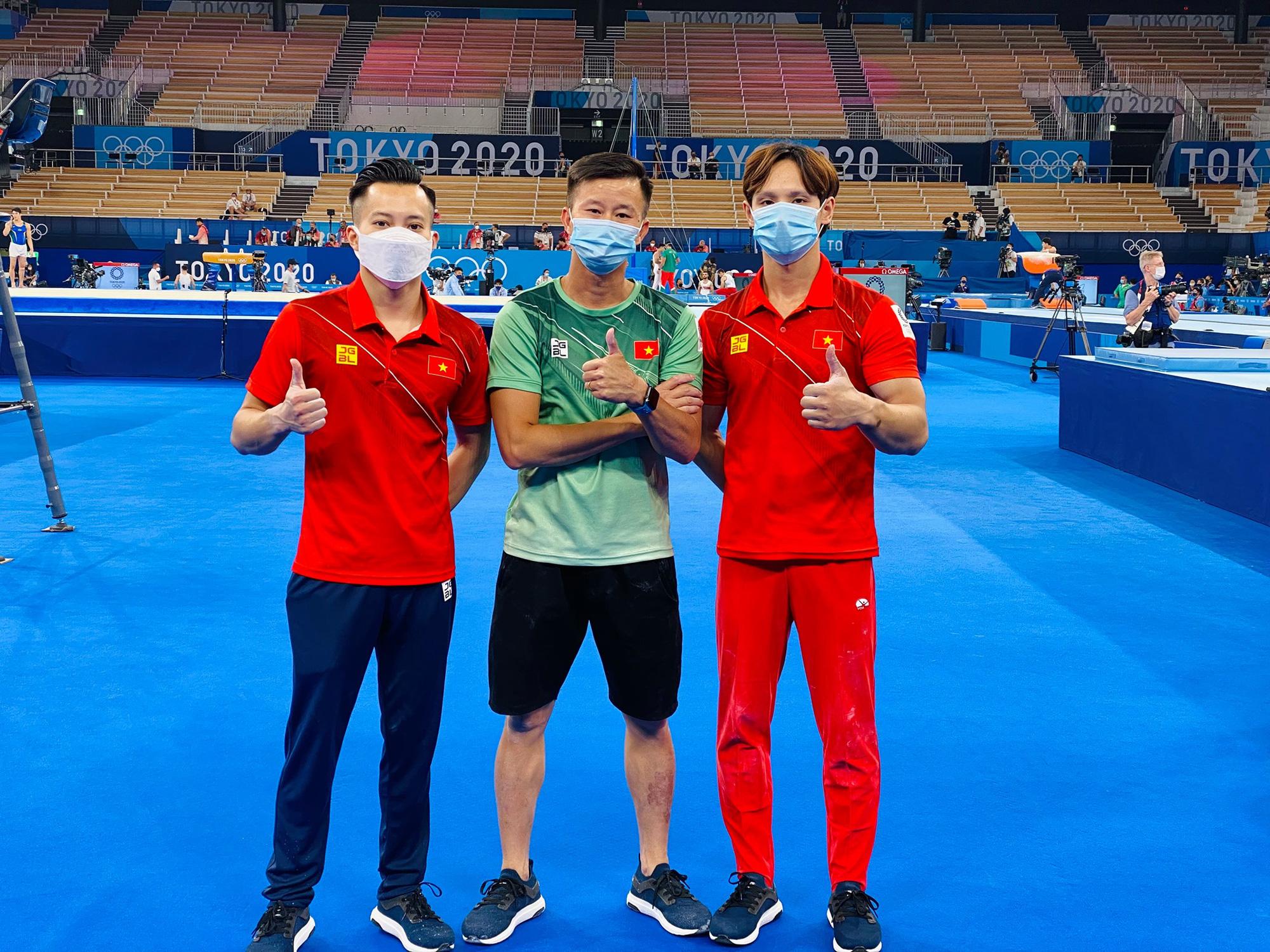 Đoàn thể thao Việt Nam ăn nhanh, rút nhanh phòng dịch Covid-19 ở Olympic Tokyo 2020 - Ảnh 2.