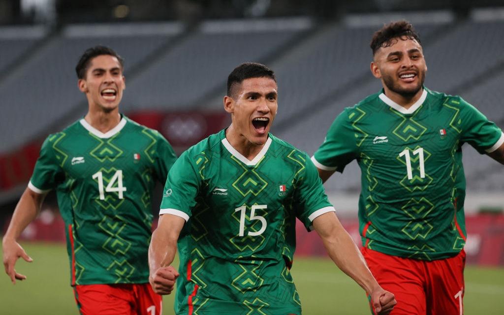 """""""Vùi dập"""" đội tuyển Pháp với tỷ số khó tin 4-1, Mexico ra quân ấn tượng tại Olympic 2020"""