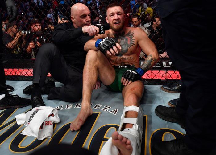 """Dustin Poirier cho rằng Conor McGregor """"tâm lý yếu"""" khi liên tục viện cớ sau thất bại tại UFC 264  - Ảnh 2."""
