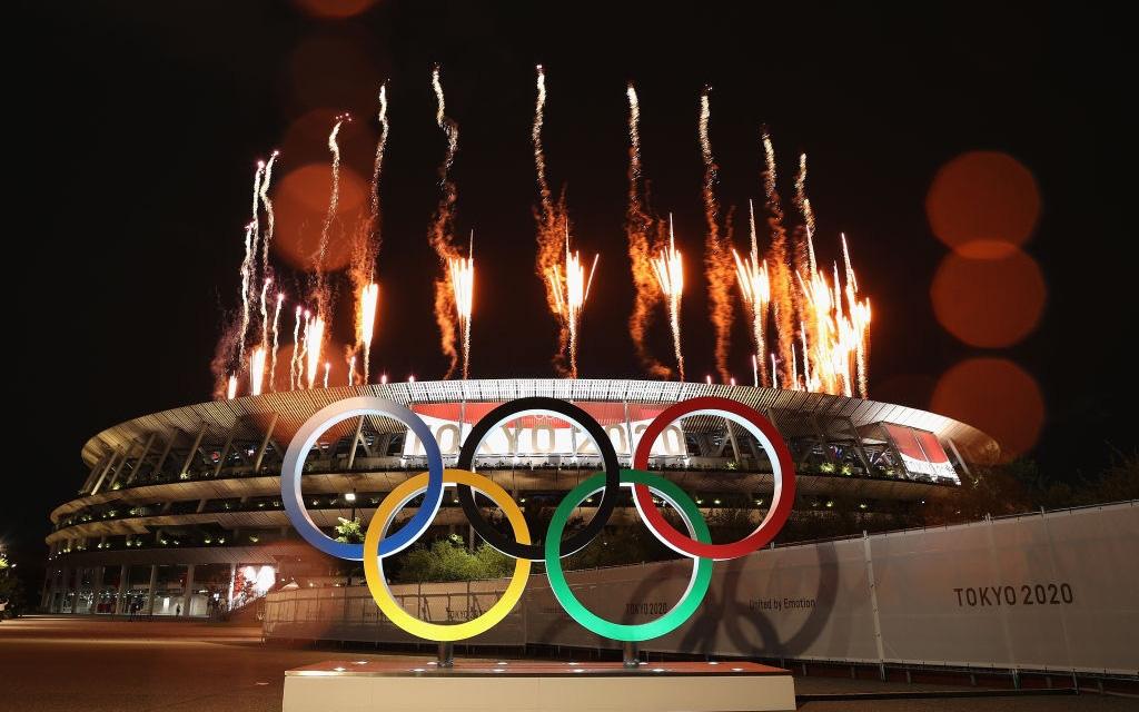 Lễ khai mạc Olympic Tokyo 2020 hoành tráng và lung linh sắc màu