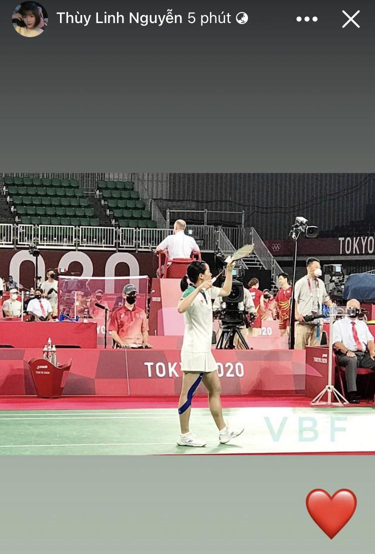 Hot girl cầu lông chia sẻ bí kíp đánh bại tay vợt Pháp gốc Trung Quốc tại Olympic Tokyo 2020 - Ảnh 1.