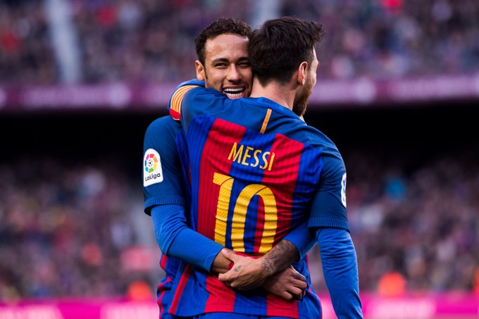 5 ngôi sao bóng đá công khai thần tượng Messi - Ảnh 4.