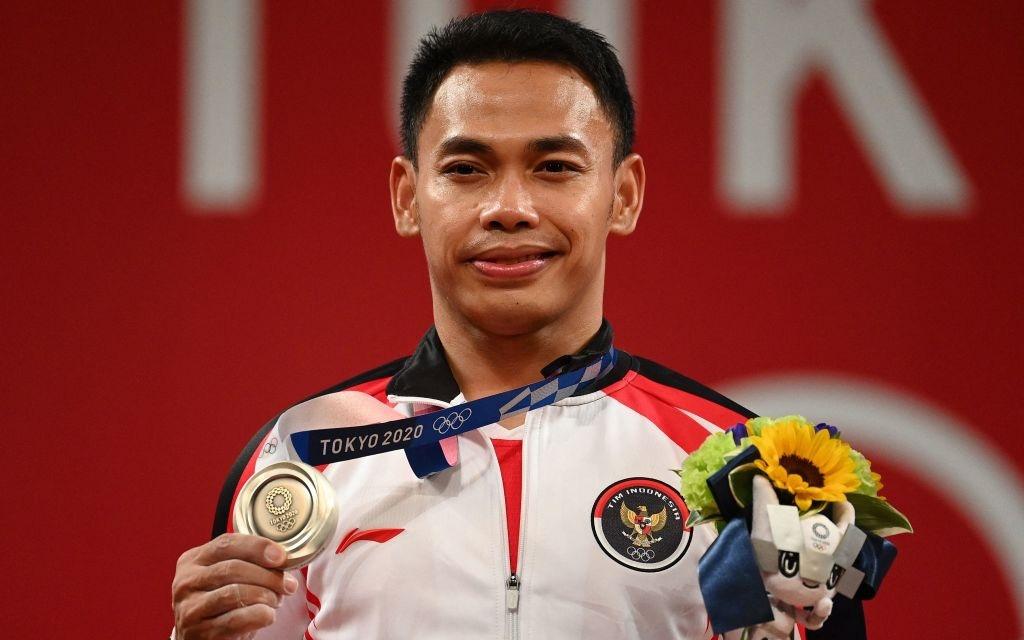 VĐV Indonesia lập 2 kỷ lục khó phá vỡ ở Đông Nam Á sau khi giành HCB Olympic Tokyo 2020