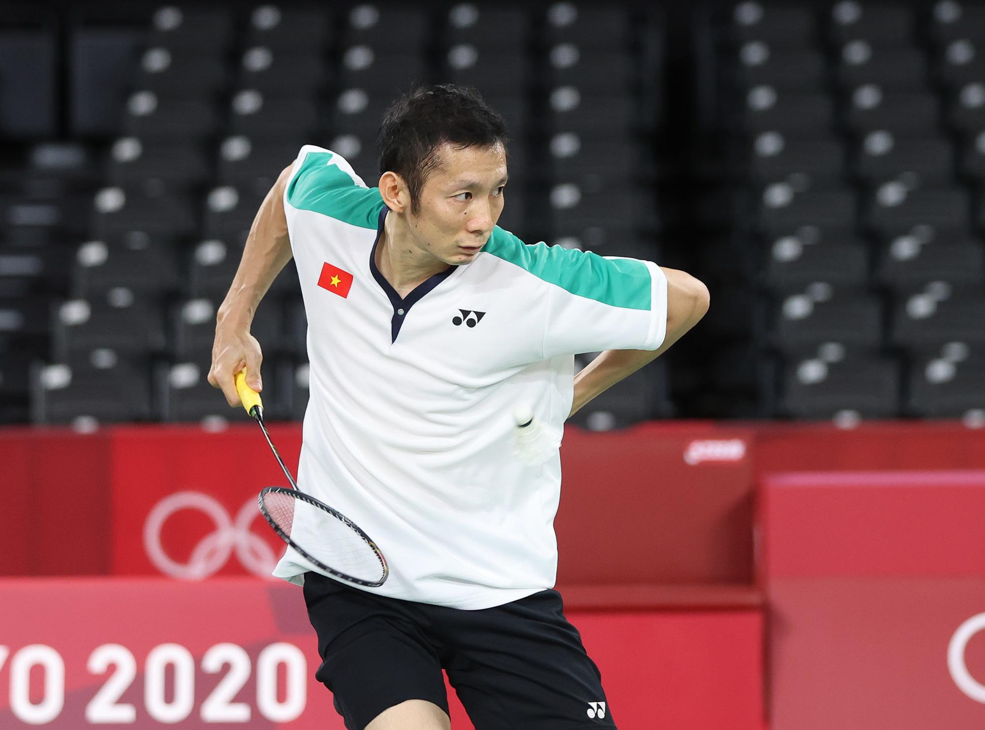 VĐV Nguyễn Tiến Minh nhận lời khen ngợi đặc biệt từ Liên đoàn cầu lông thế giới tại Olympic Tokyo 2020 - ảnh 5
