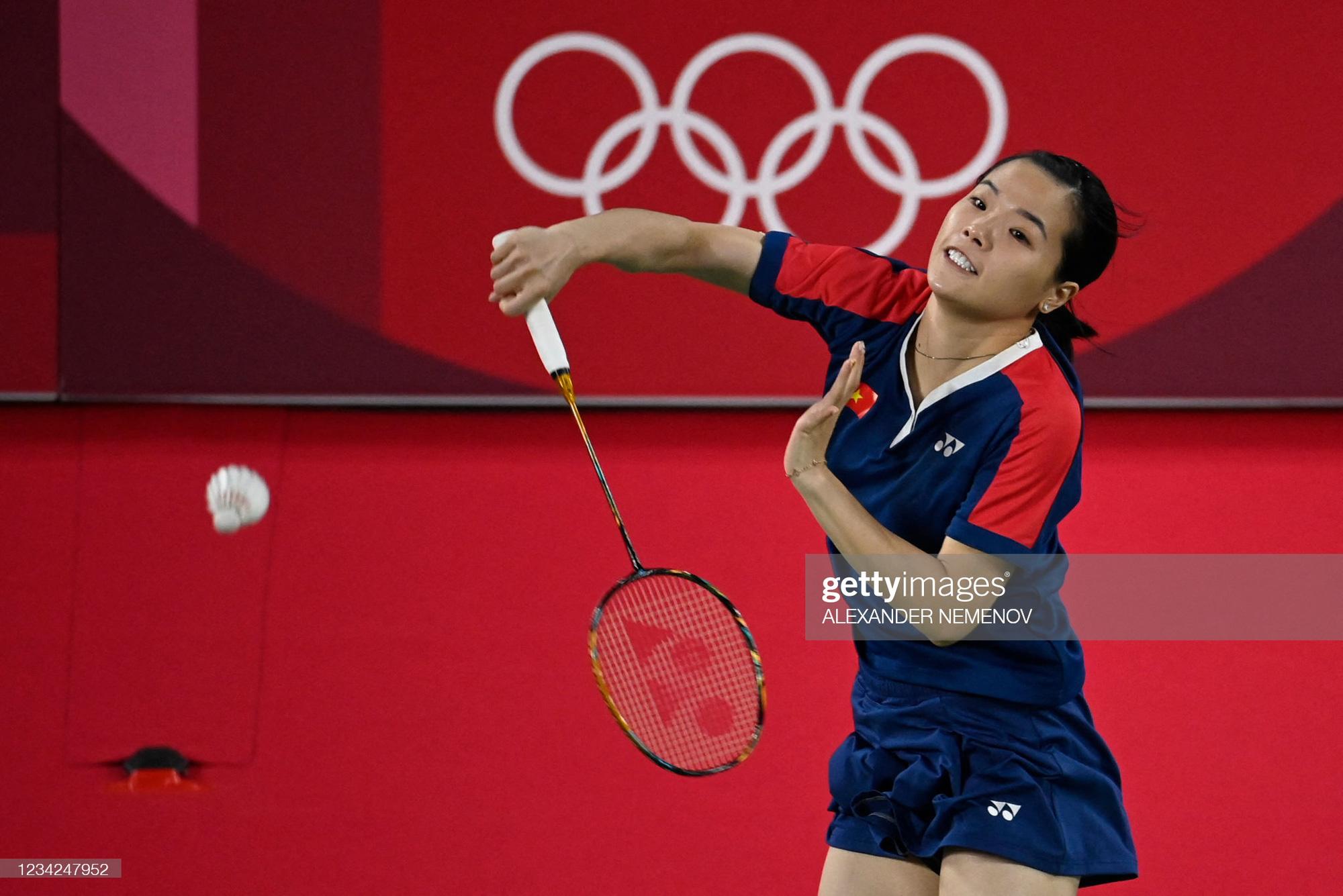 Olympic Tokyo 2020: Nguyễn Thùy Linh xuất sắc đánh bại tay vợt hơn 3 bậc trên BXH thế giới - Ảnh 2.
