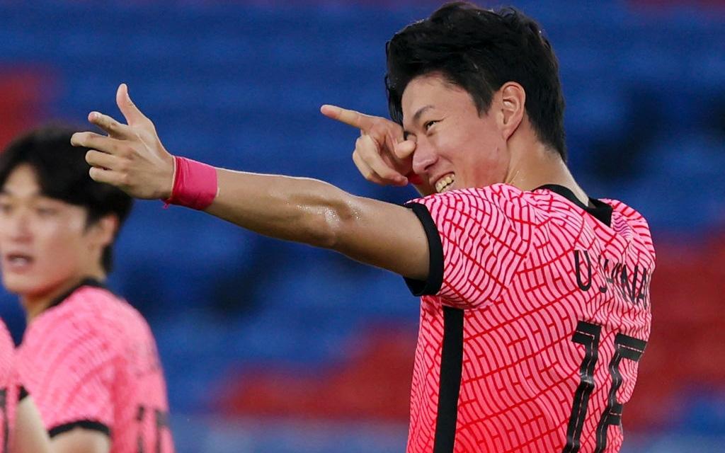 """Olympic Hàn Quốc """"hủy diệt"""" đối thủ cạnh tranh 6-0, vào tứ kết ở ngôi đầu bảng"""