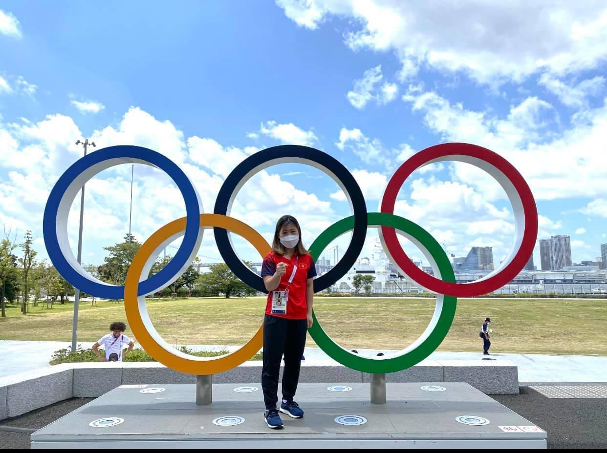 6 đội tuyển Việt Nam tham dự Olympic Tokyo 2020 đã về đến Nội Bài - ảnh 8