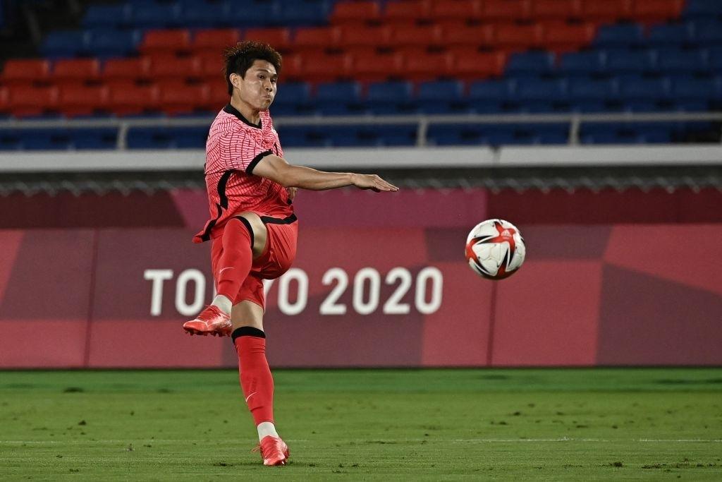 Olympic Hàn Quốc thảm bại 3-6, rơi nước mắt chia tay Thế vận hội Tokyo - ảnh 7