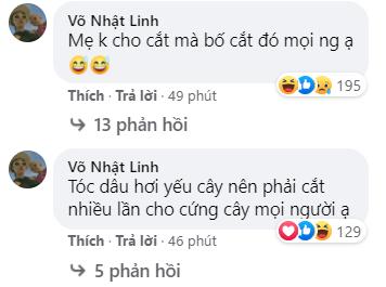 Phan Văn Đức đưa con gái đi cạo trọc, Nhật Linh tiết lộ lý do đáng yêu - Ảnh 2.