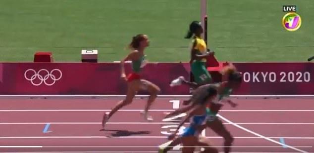 Khinh thường đối thủ, nhà vô địch điền kinh nữ thế giới bị loại tức tưởi khỏi Olympic - Ảnh 2.